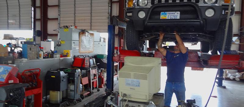 About Master Tech Automotive Repair